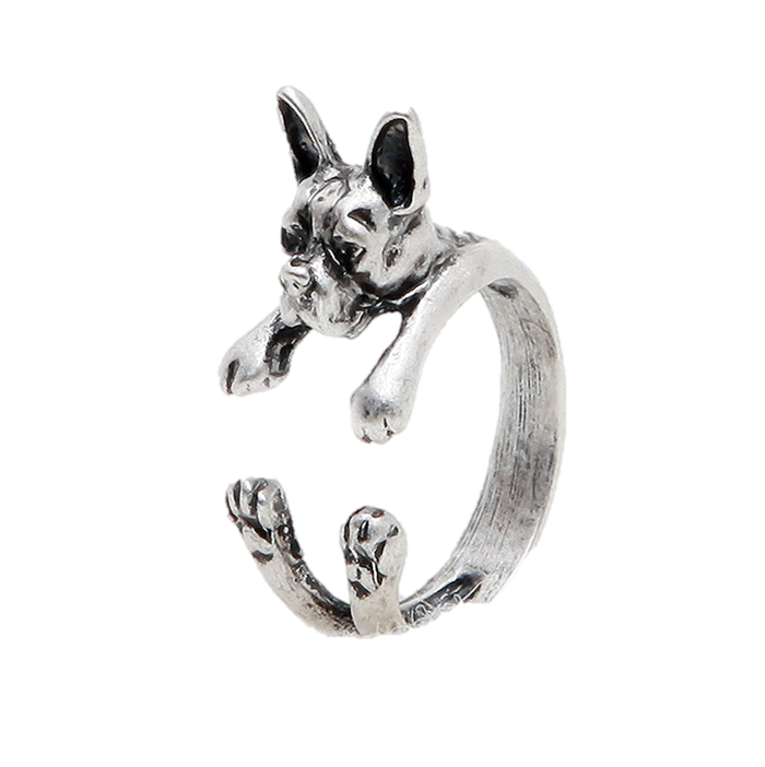 Loyalty Boston Terrier Ring