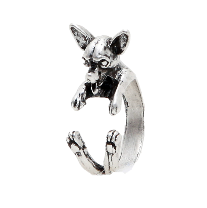 Loyalty Chihuahua Ring