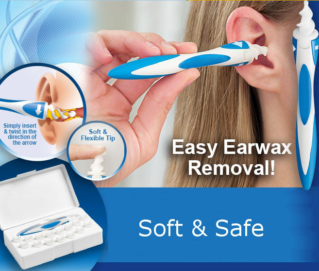 Ear Wax Cleaner Removal