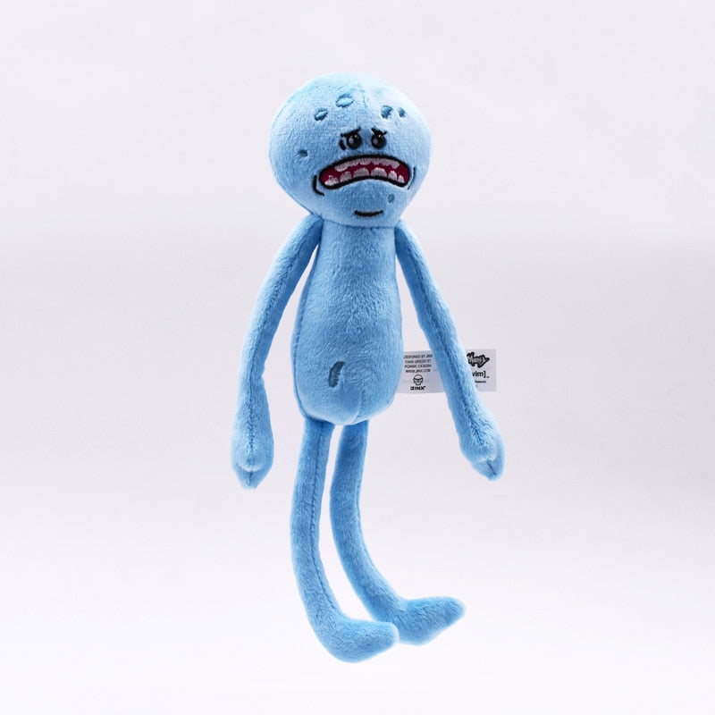 Mr.Meeseeks loyal butler