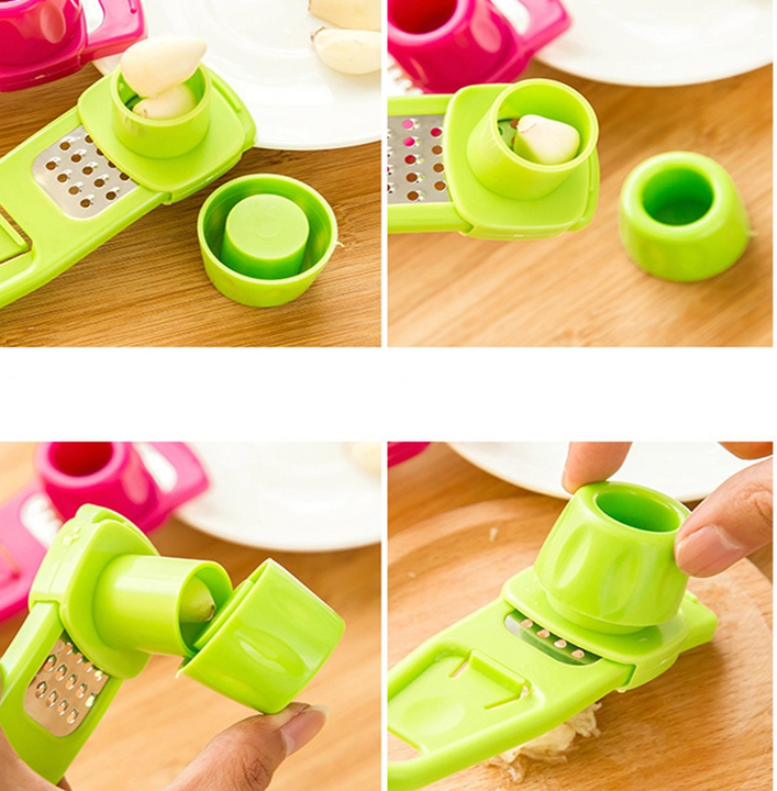 Mini Garlic Grinder