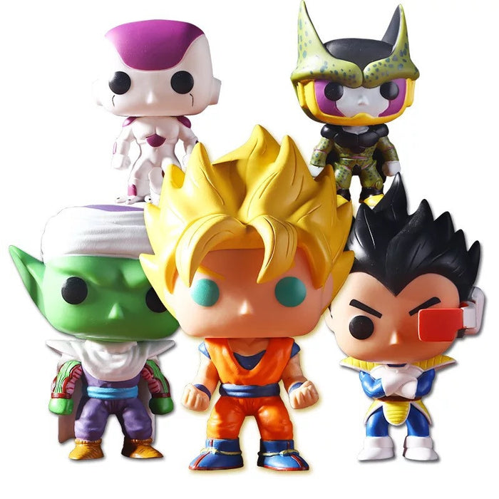 Funko POP Mini Dragon Ball figures