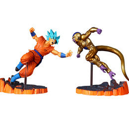 Frieza vs Goku Collection Figures