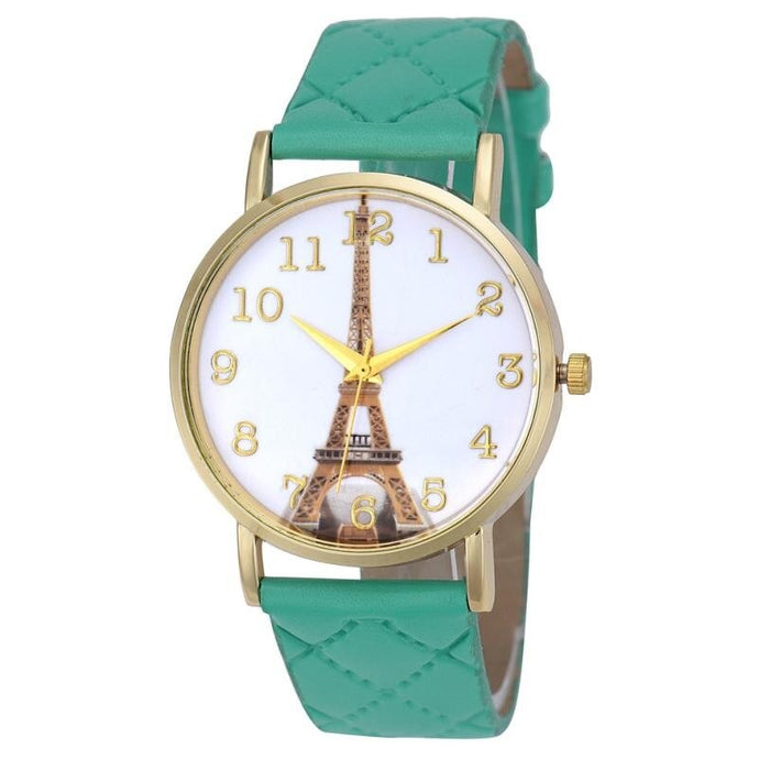 Paris Eiffel Tower Women´s Watch (different styles)