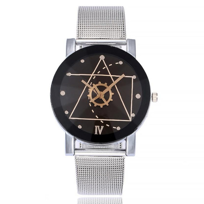 Fashion Geometric Figures Women´s Watch (different styles)