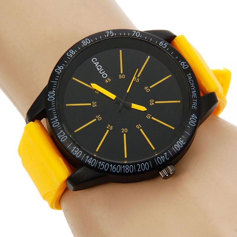 Silicone Spike Watch
