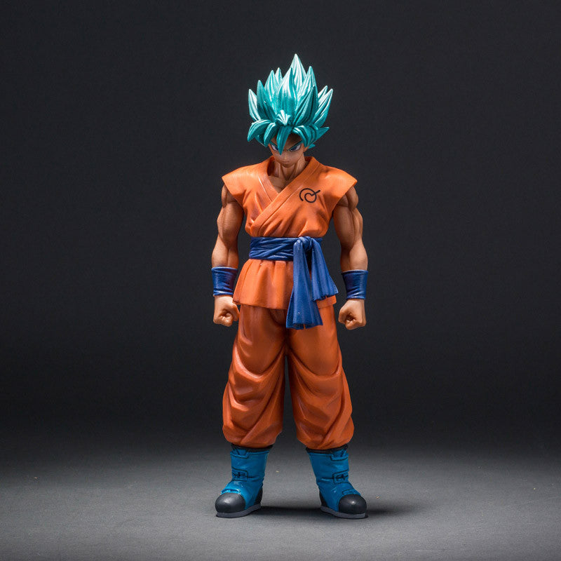 Goku super saiyan God collection figure