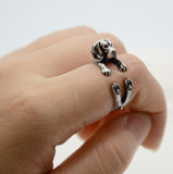 Beagle Adjustable Ring
