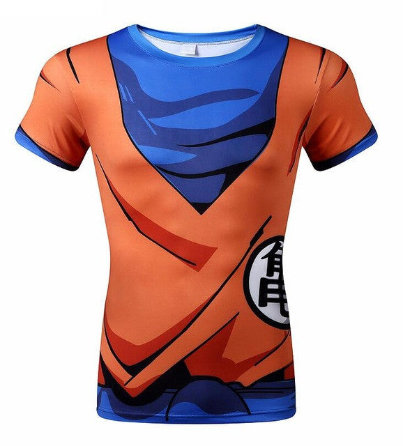 Goku Training T-Shirt