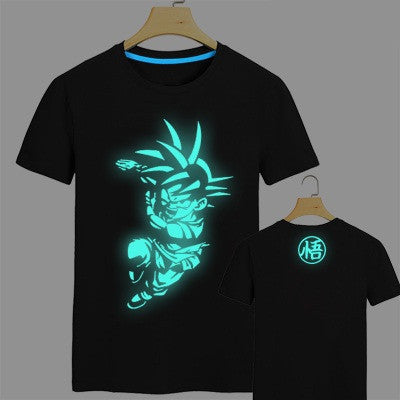 Glow in the Dark Goku T-Shirt