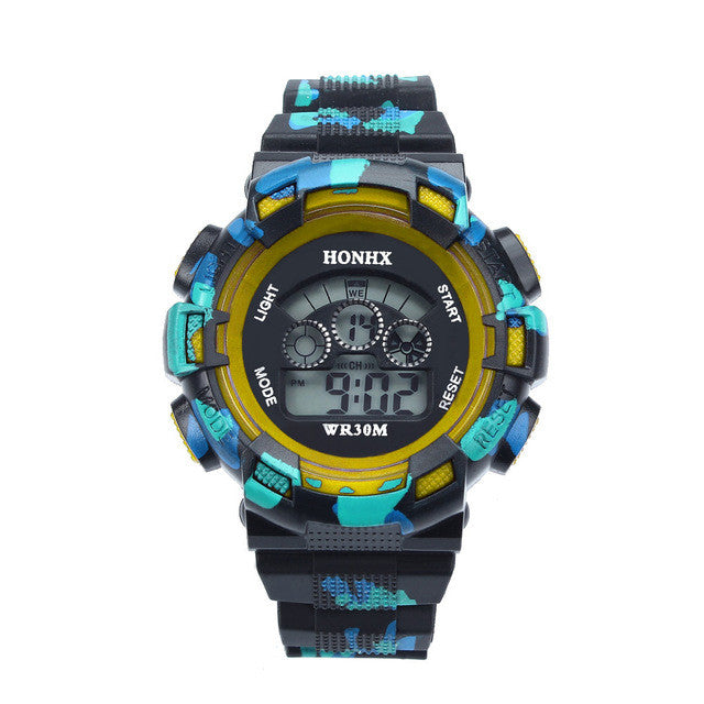 Blue-Black Lego Kids Watch (different styles)