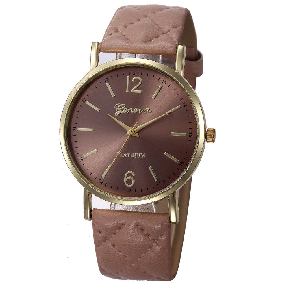 Geneva Casual Women´s Watch (different styles)