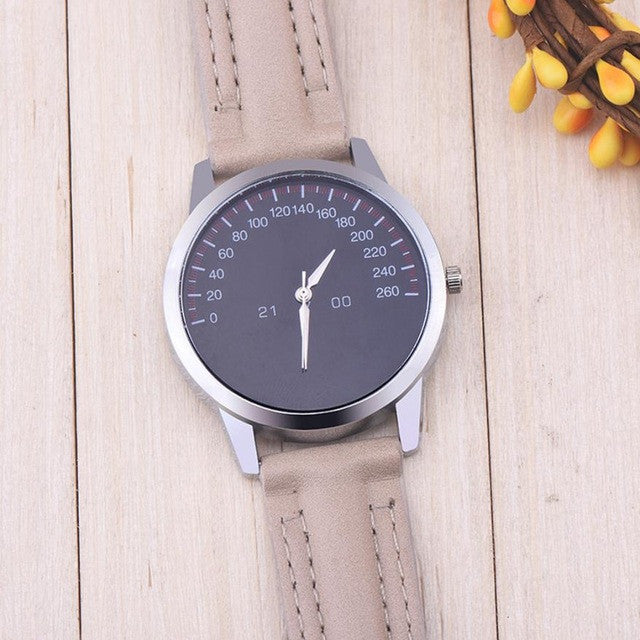 Classic Speedometer Women´s Watch (different styles)