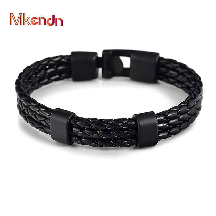 Leather Bracelet (different styles)