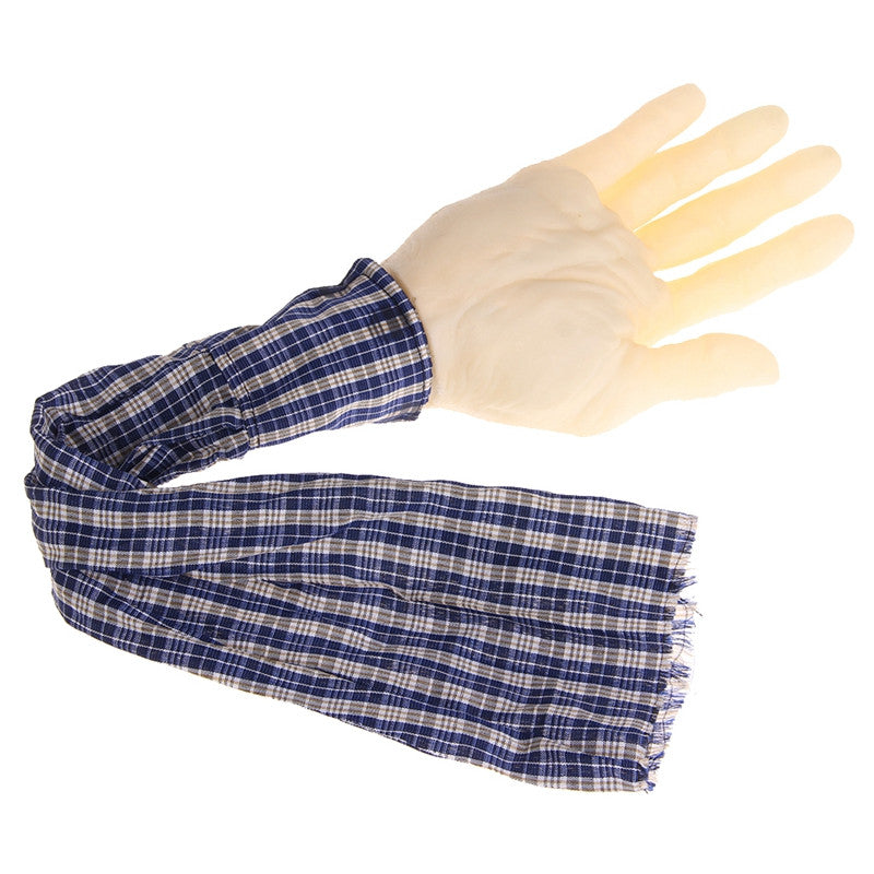 Fake Hand With Sleeve