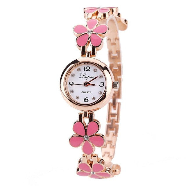 Fashion Flowers Classic Women´s Watch (different styles)