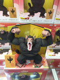 NEW hot 13cm Dragon ball SON GOKU Gorilla beringei action figure toys Christmas toy