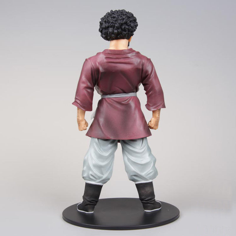 Mr.Satan Action Figure