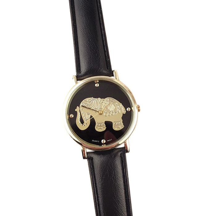 Gold Elephant Elegant Women´s Watch (different styles)