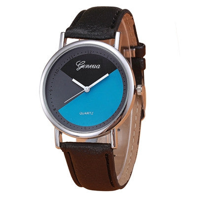 Montre Bright colour/black tones Women´s Watch (different styles)