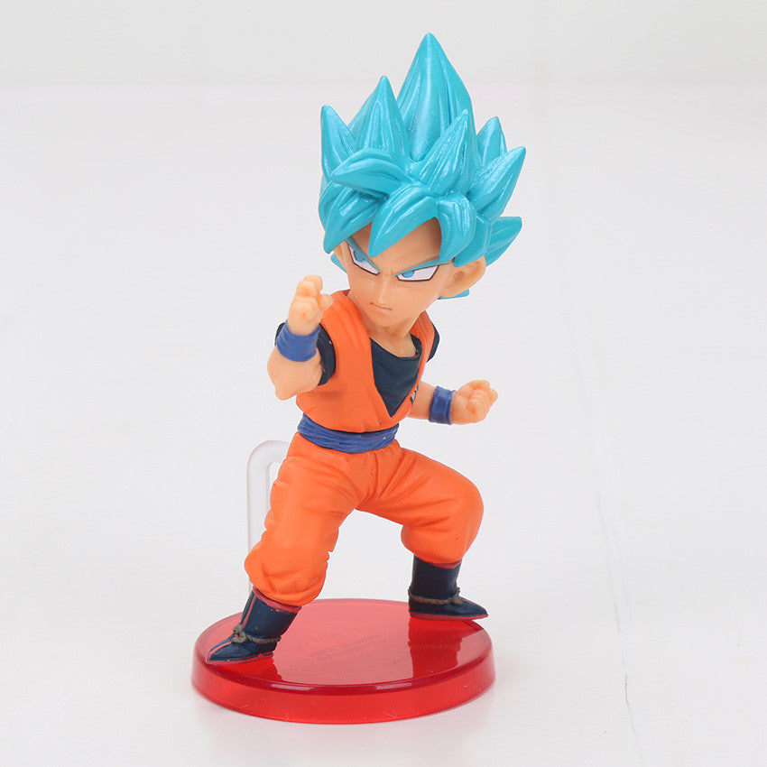 Dragon Ball Super 6pcs collection set