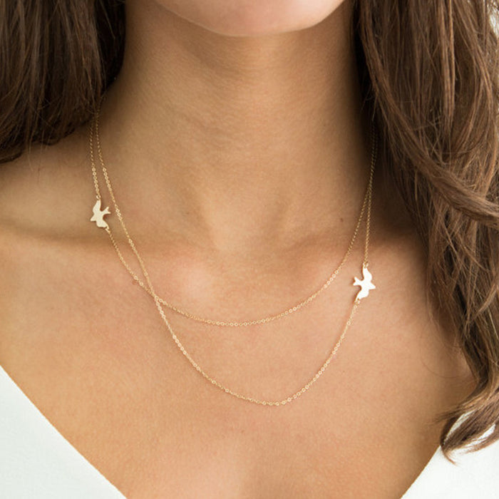 Chain Birds Chocker (different styles)