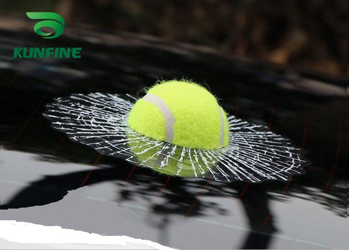 3D Tennis Ball Car Sticker