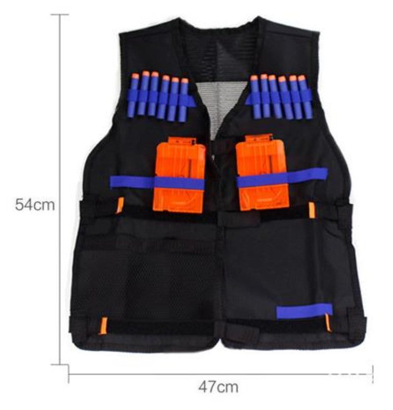 Tactical Vest with Ammo Holder