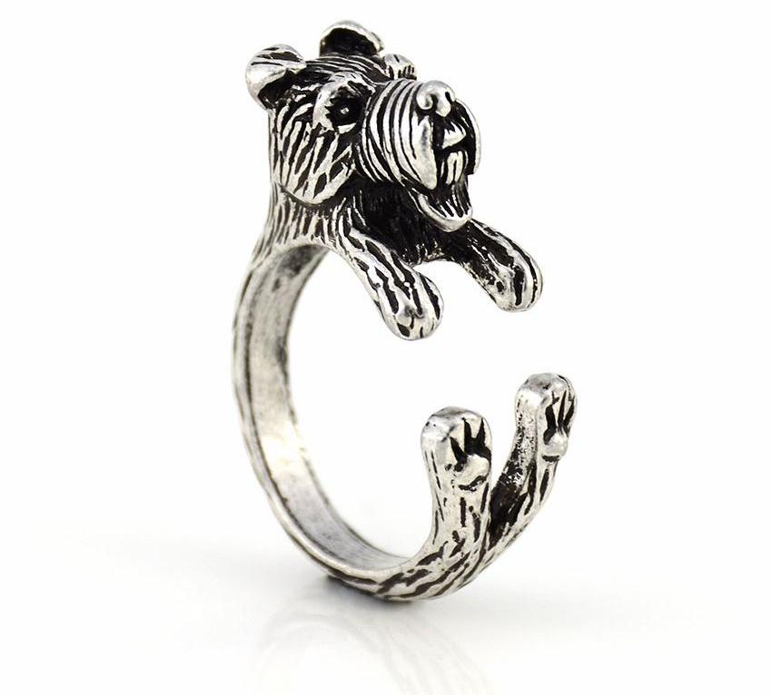 Loyalty Airedale Terrier Ring