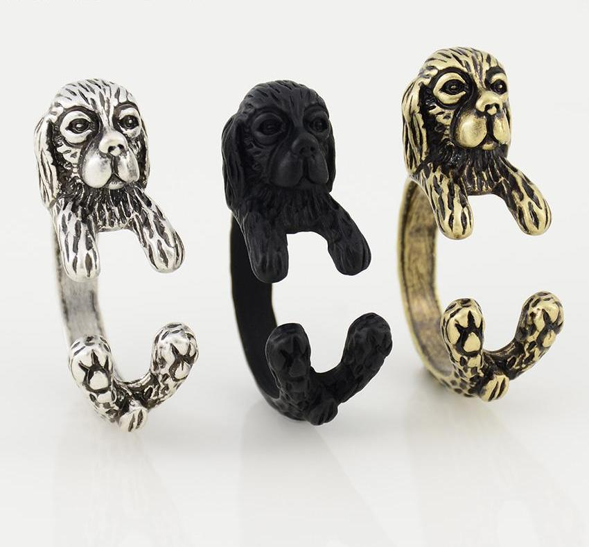 Loyalty Cocker Spaniel Ring