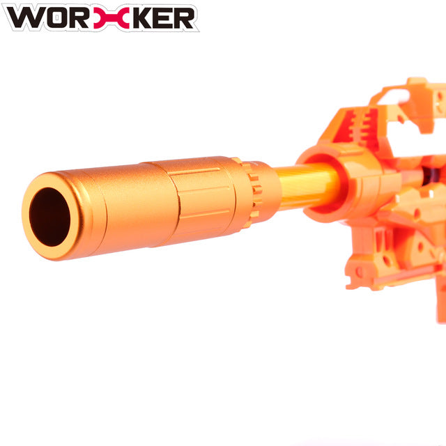 Worker 2pcs ACC Aluminum Alloy