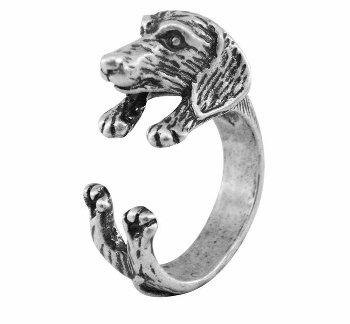 Loyalty Dachshund Ring
