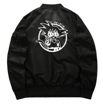 Dragon Ball Thin/Thick Jacket  ( Asian Size 2 Sizes smaller)