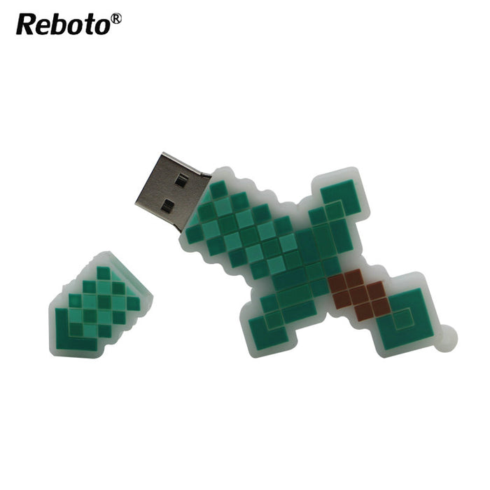 Diamond Sword Usb Drive