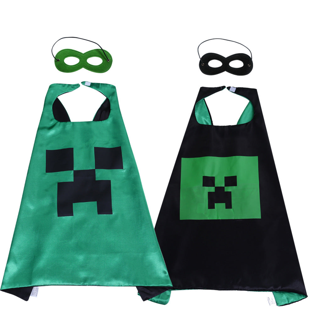 Creeper Cap and Cape
