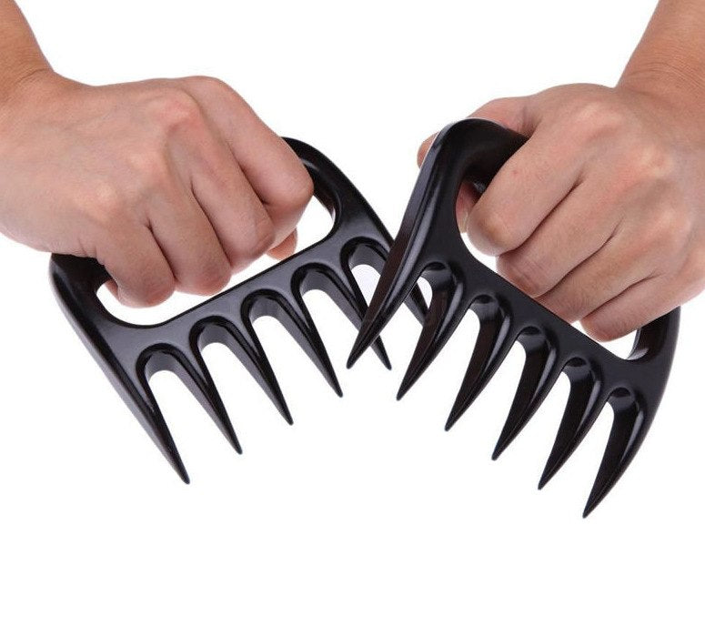 Bear Claws Forks Handler