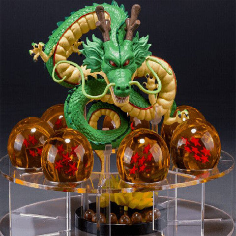 Summoned Shenlong +7 dragon balls 4.3cm