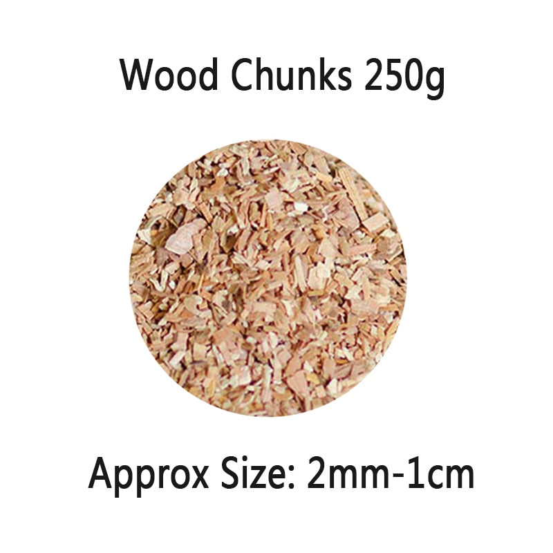 250-500 Grams Smoke Wood Chips