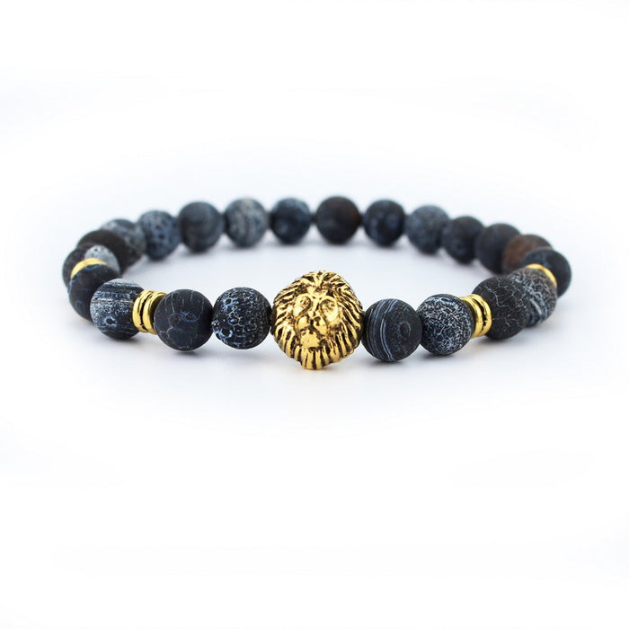 Lion Head Bracelet (different styles)