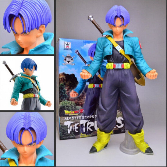 Trunks from the future collection figure ( 24 cm )