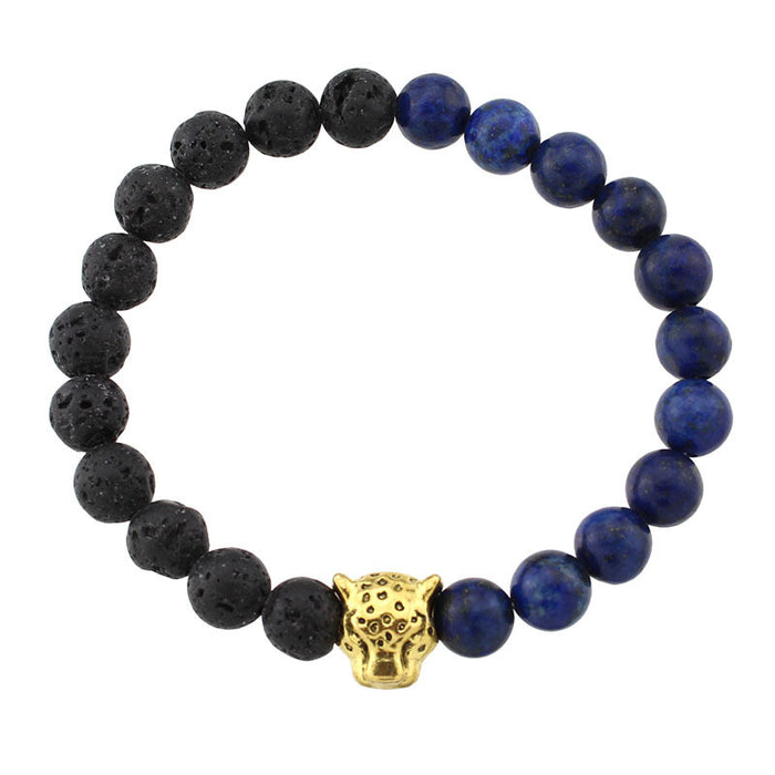 Leopard Head Animal Bracelet (different styles)