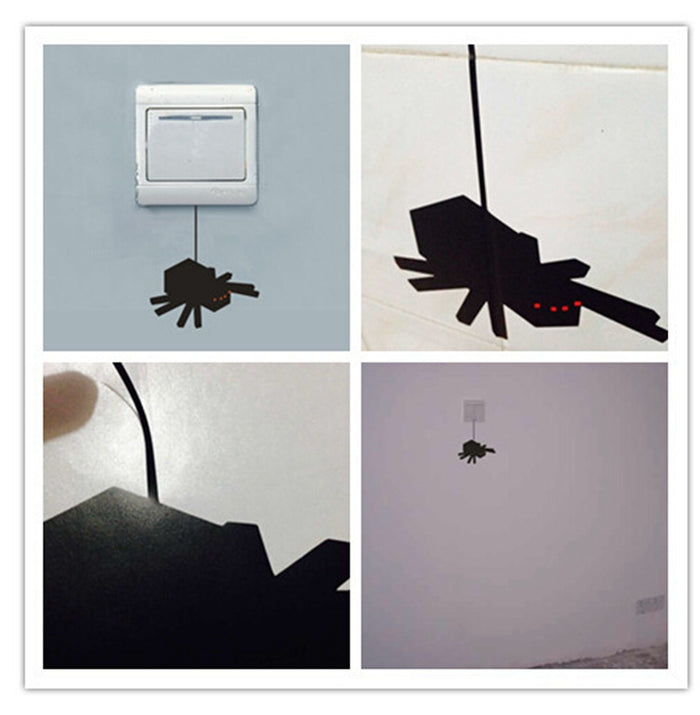 Minecraft Spider Switch Sticker (2pcs)