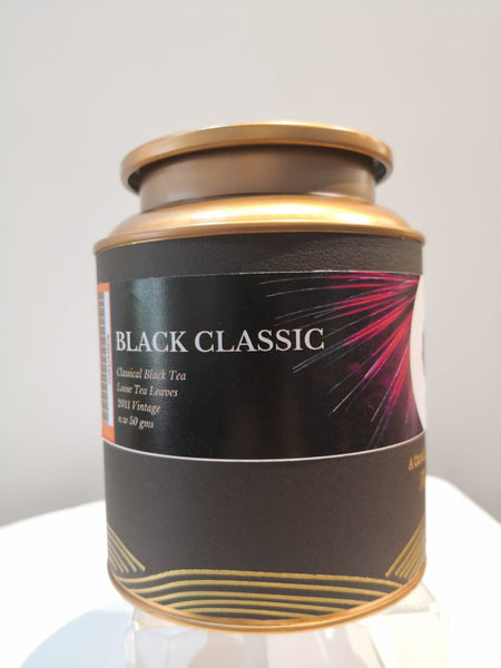 Black Classic Old Village Black Tea Gift Box