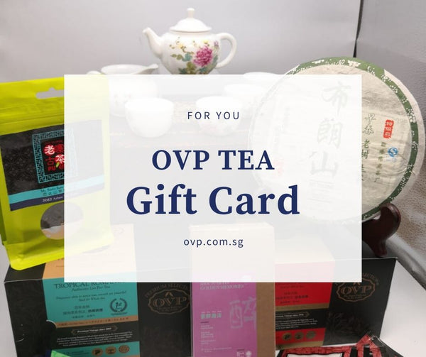 Gift Card - OVP Tea