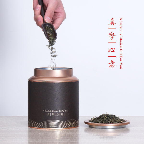 WOKEN DRAGON®, Award-Winning Old Village Jasmine Oolong Loose Tea