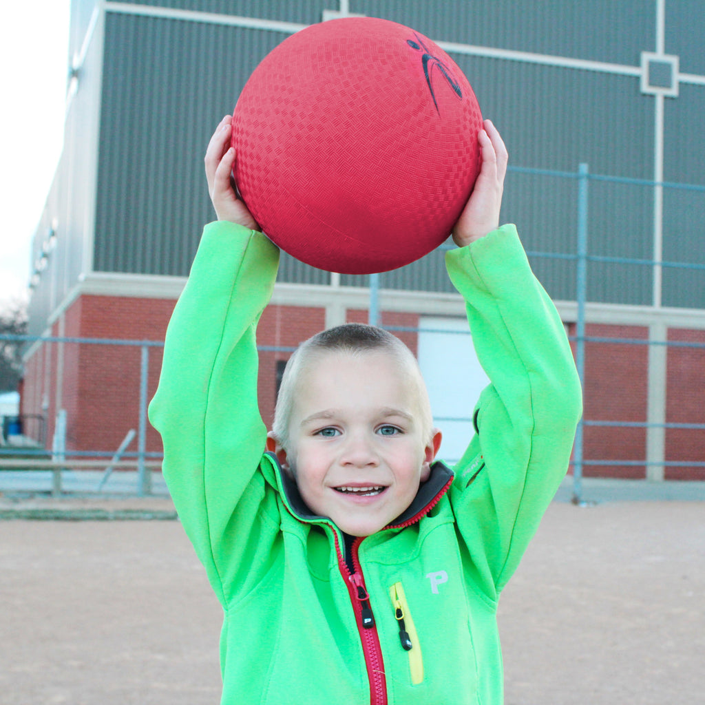 Five Reasons Your Child Should Be Playing Four Square