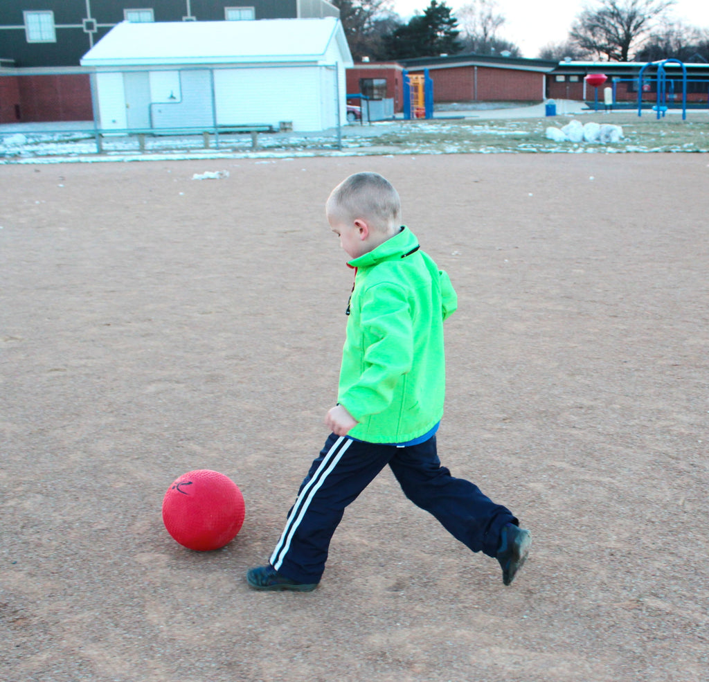 It's all Fun And Games, the Benefits of Playground Balls for Kids of all Ages