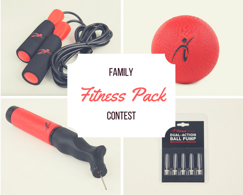 Family Fitness Pack Contest