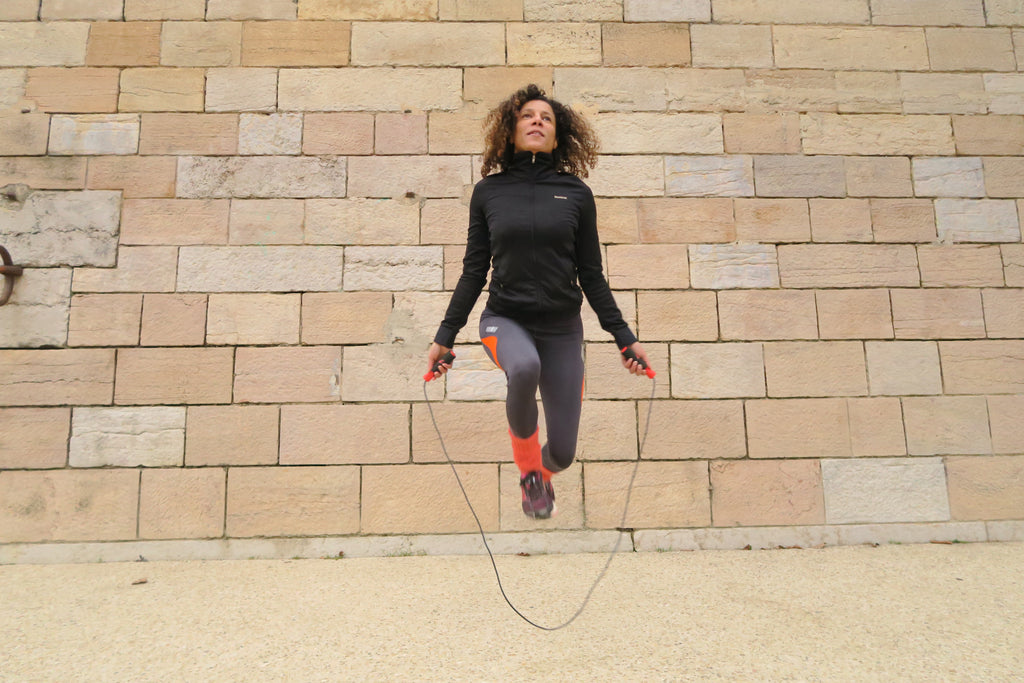 A proper sized jump rope performs better and leads to better benefits