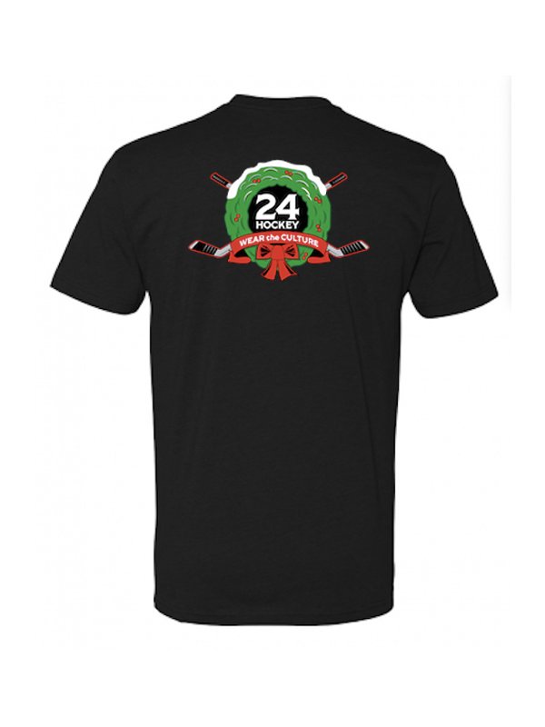 24 HOCKEY - HOLIDAY CHRISTMAS TEE